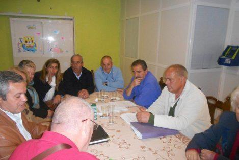 Reunion Junta Directiva IBI