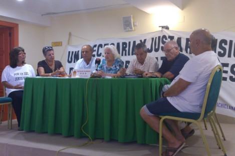 Rueda de prensa Hotel Alborán 3