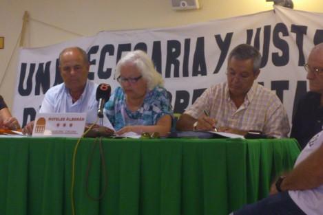Rueda de prensa Hotel Alborán 4