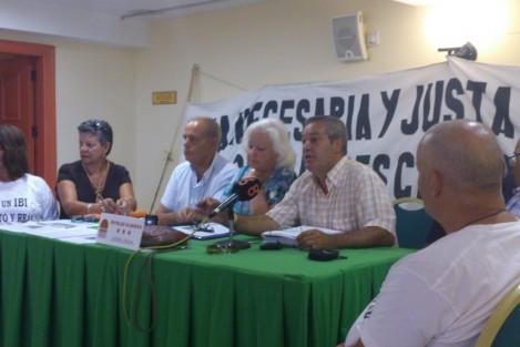 Rueda de prensa Hotel Alborán 5
